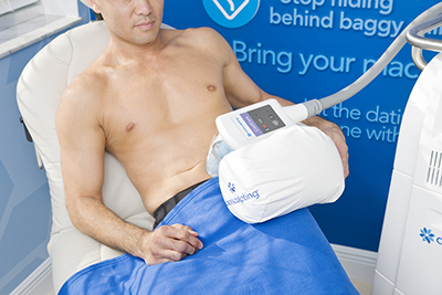comfort with coolsculpting