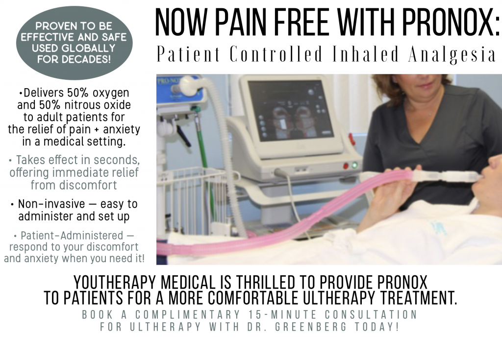 Pain Free Ultherapy Treatment