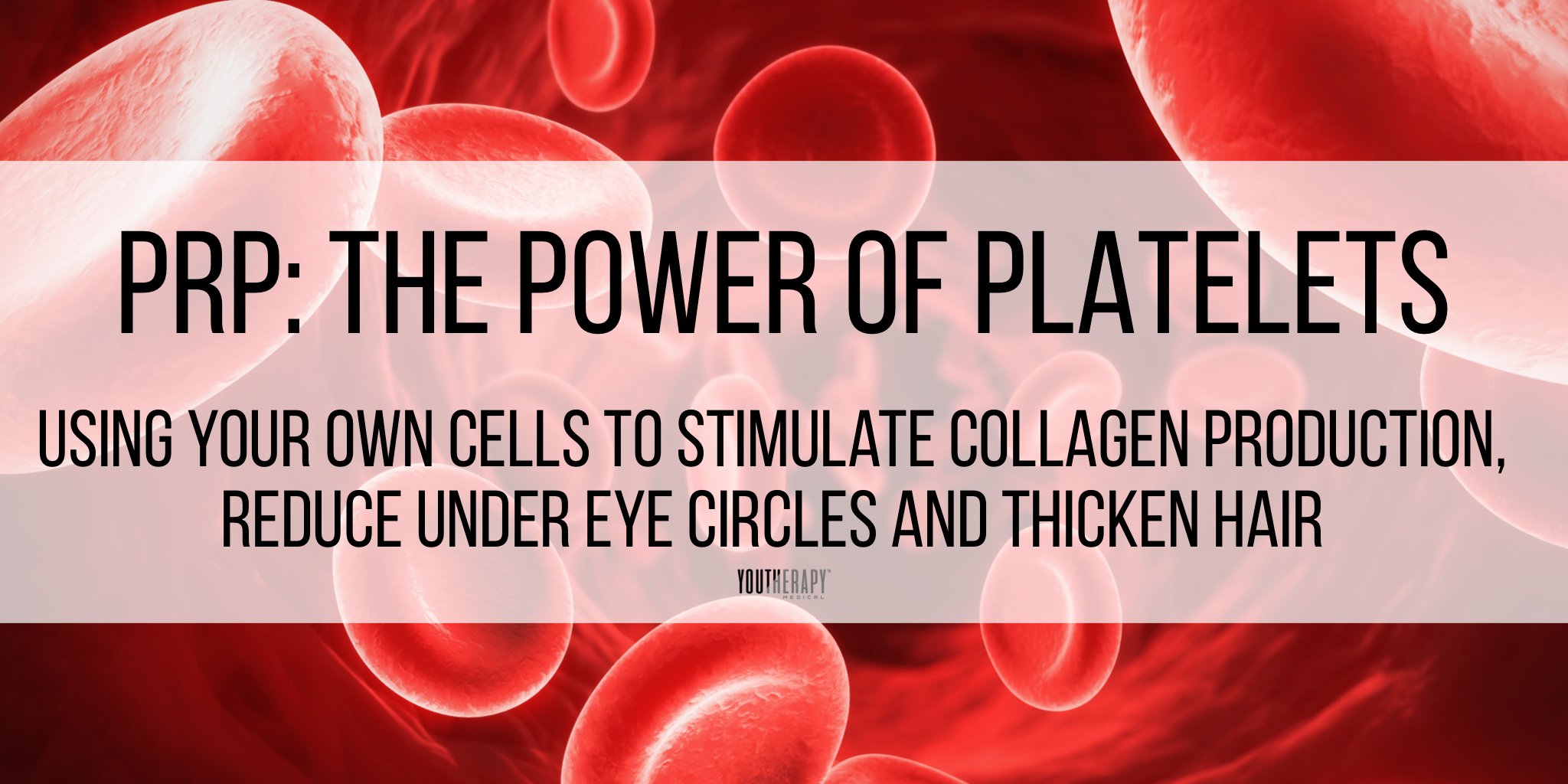 PRP: The Power of Platelets