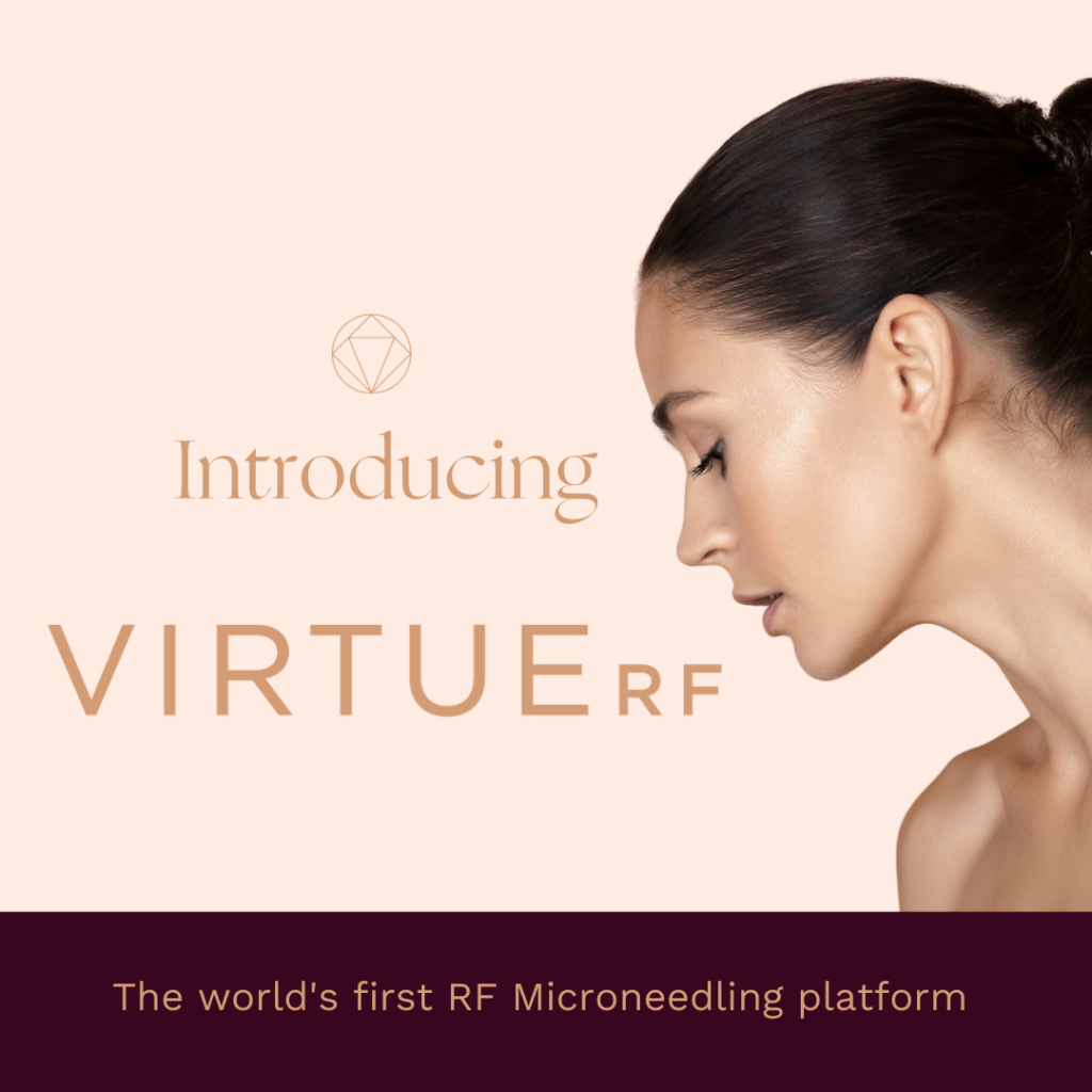 VirtueRF Non-Invasive Face Lifting